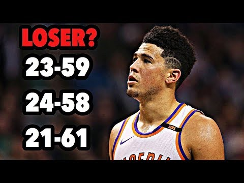 The HARD Truth About Devin Booker