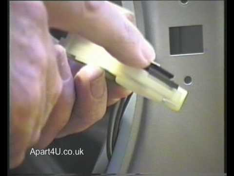 How To Replace A Washing Machine Door Lock Or Interlock