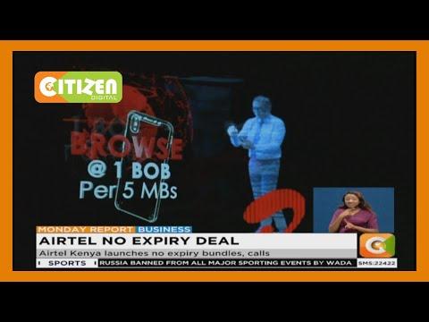 Airtel Kenya Launches No Expiry Bundles, Calls