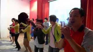 2013-9-25福原國小歡慶教師節~載歌載舞!