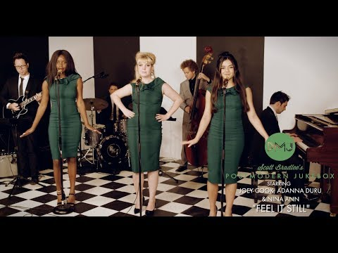 "Feel It Still - Portugal The Man ('60s ""Mr. Postman"" Style Cover) ft. Joey, Adanna, Nina Ann"