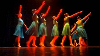 Projeto Céu e Terra - (Bailarinas surdas) - O CLONE - 03-11-12
