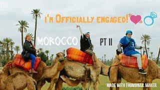 Travel Diary: Morocco part ll + I