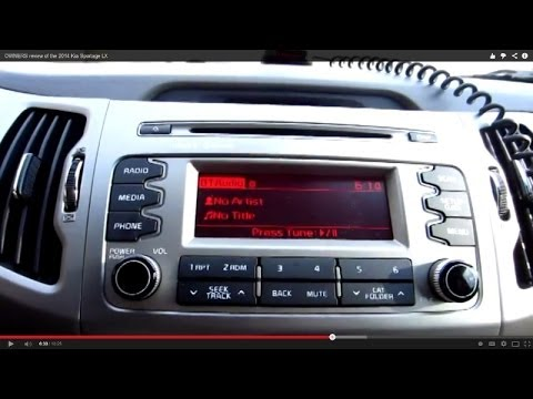 OWNERS review of the 2014 Kia Sportage LX