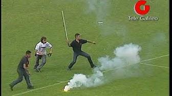 Ternana amarcord: Gli scontri in mezzo al campo con i tifosi della Reggina
