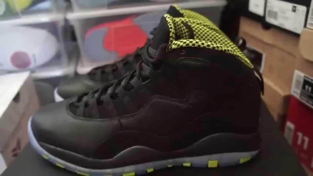 YouTube. Real Nike Air Jordan 10 ...