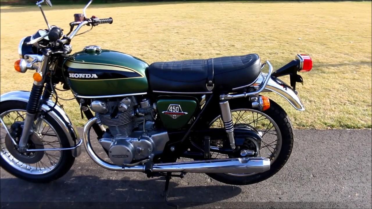 Honda CB450 1973
