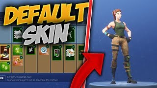 *WORKING* How To Equip The Default Skin In Fortnite Battle Royale Season 5!
