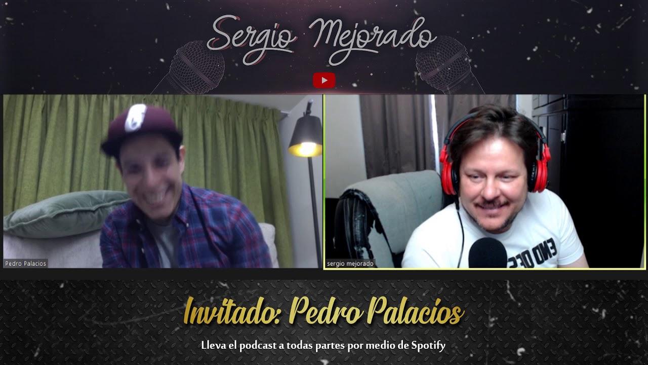 Pedro Palacios (3TT) - Checo's Friends Ep.7 Entrevista | Sergio Mejorado