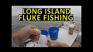 Long Island Fluke - Flounder Fishing