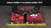 560dd14c7e2 Unboxing Nike Lebron Soldier XI 11 SFG 'Prototype' - YouTube