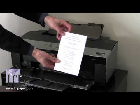 How To Print Your Own Invitations-DIY Invitations Made Easy