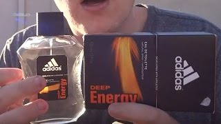Deep Energy by Adidas For Men (Best Mens Cologne/Fragrance?)