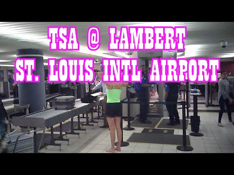 Lambert–St. Louis International Airport (STL), TSA Pre-Check