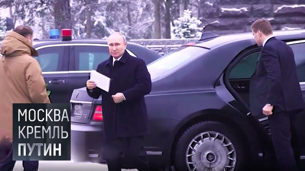 Почему Путин заменил речь к 100-летию СВР? // Москва. Кремль. Путин. Эфир от 20.12.2020