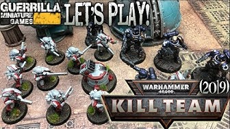 Let's Play! - Warhammer 40000: Kill Team (2019) - NEW 2-Player Starter Set