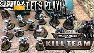 Let39s Play - Warhammer 40000 Kill Team 2019 - NEW 2-Player Starter Set