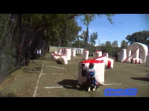 Albator TV Paintball Format Long Vidéo 1