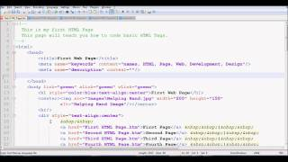 HTML Tutorial 11 - Meta Tags