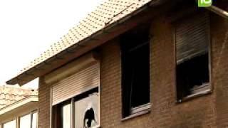 Brand Dongen aangestoken