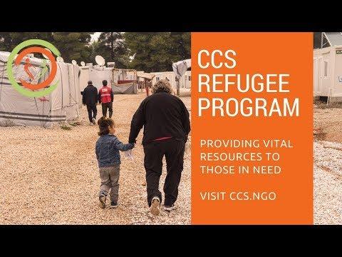 CCS Refugee Program: Providing Vital Resources