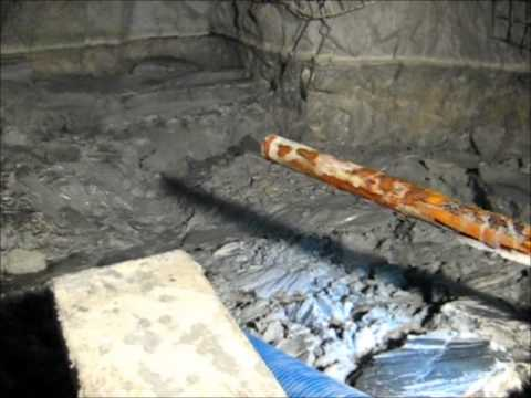 IVAC Underground Mining Sump Mud Pumping Movie