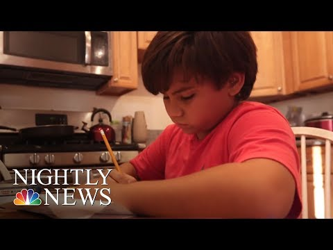 To Combat Migraines In Children, Doctors Are Trying Botox Injections | NBC Nightly News