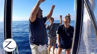 Deep Sea Fishing Redneck Style! OUR ATLANTIC CROSSING ADVENTURE BEGINS! [Ep 64]