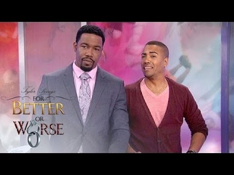 Preview: Are Keisha and Richard Getting Back Together? | Tyler Perry's For Better or Worse | OWN