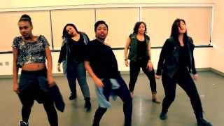 Hot Boyz - Missy Elliott Choreography