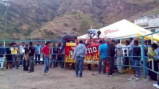 Jaripeo en Guadalupe de las Flores san Antonino Monte verde Oaxaca