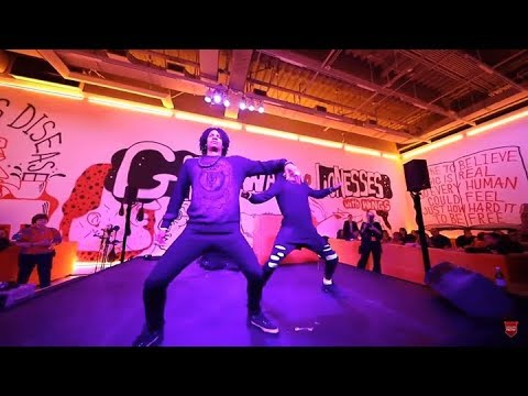 Les Twins Perform - Best HIP HOP DANCE All Styles 2017