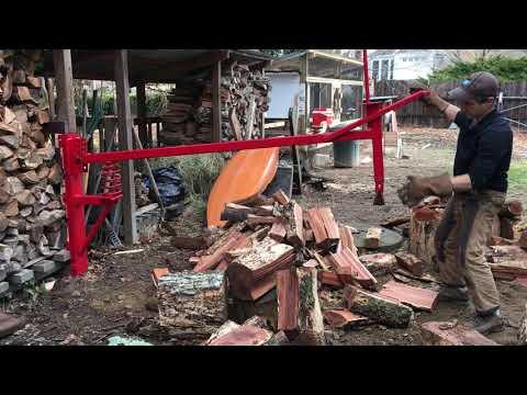 THOR Firewood Splitter