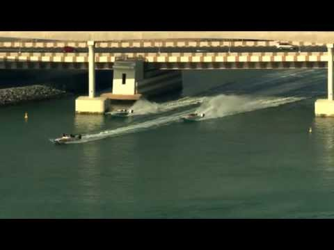 2014 UIM XCAT World Series, Round 1 - Highlights - Dubai, U.A.E.
