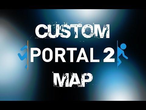 Portal 2 Custom Map - Maze