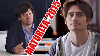 Maturità 2015: l'esame che vorrei - Angelo Duro e Fabio De Luigi