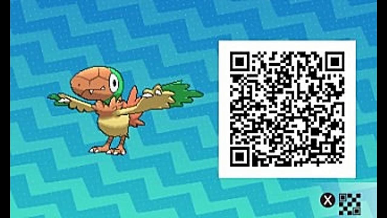 Qr Codes Pokemon Shiny 2 Youtube