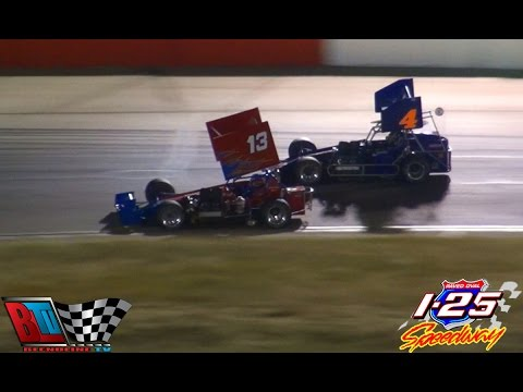 I-25 Speedway Colorado | Super Modified 24th September 2016 | Blend Line TV