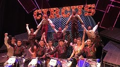 Cirque Berserk Takes Over The Stage At The Kings Theatre