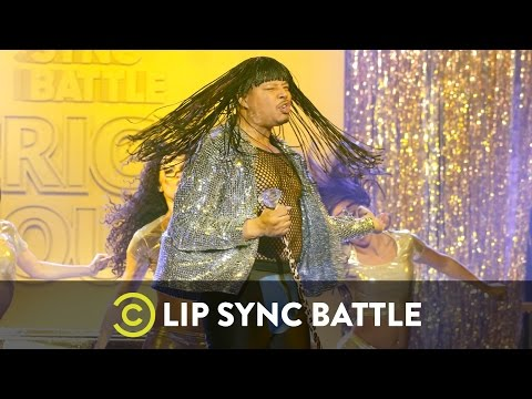Lip Sync Battle - Terrence Howard
