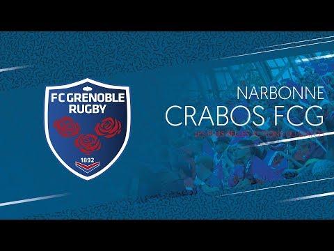 Les plus belles actions Narbonne - Crabos FCG