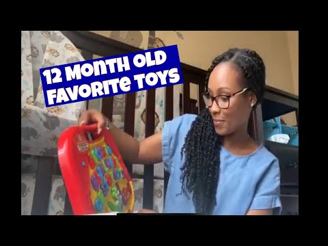 The Ten Best Toys to purchase 10-Month-Olds in 2020