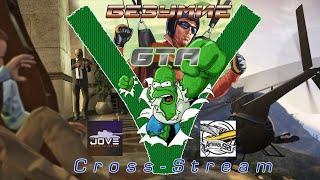 Cross-Stream №8: Jove и Amway921 фейлят в GTA5