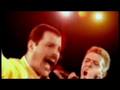 Mix - Queen & David Bowie - Under Pressure (Classic Queen Mix)