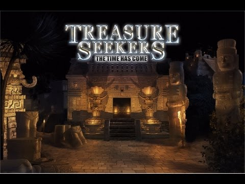 Treasure Seekers 4: The Time Has Come - IPad 2 - HD Sneak Peek Gameplay Trailer