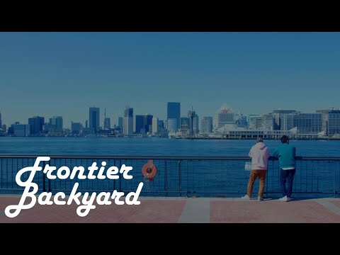 FRONTIER BACKYARD / small talk 【Digital single】Officical Video -day ver-