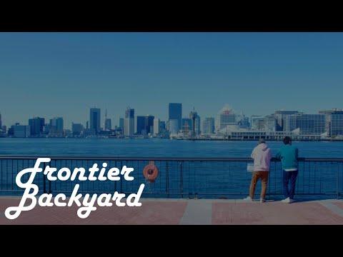 FRONTIER BACKYARD / small talk 【Digital single】Officical Video -day ver-