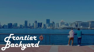 FRONTIER BACKYARD / small talk 【Digital single】