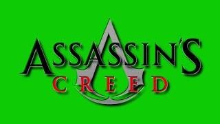 Assassin39;s Creed Logo Green Screen effects