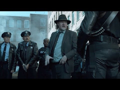 The GOTHAM Police Department Raids The Narrows | Season 4 Ep. 7 | GOTHAM